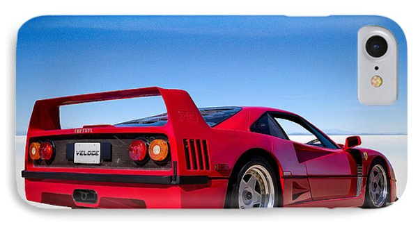 Veloce Equals Speed IPhone Case