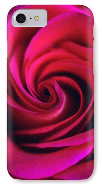 Velvet Rose Phone Case by Kathy Yates