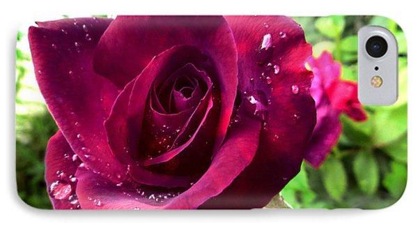 Velvet Shimmer Phone Case by Shawna Rowe