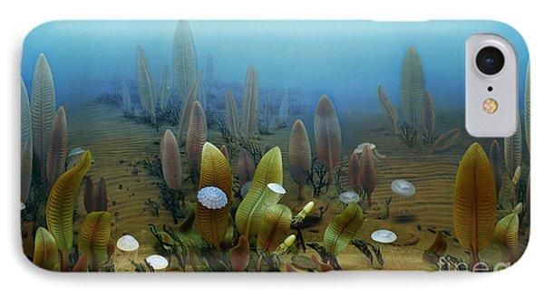 Vendian Marine Life Phone Case by Chase Studio