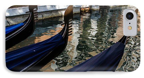 Venetian Gondolas IPhone Case