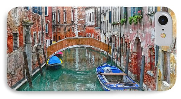 IPhone Case featuring the photograph Venetian Idyll by Hanny Heim
