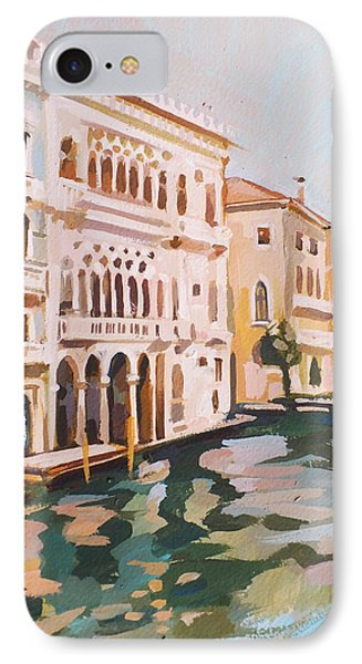 Venetian Palaces Phone Case by Filip Mihail