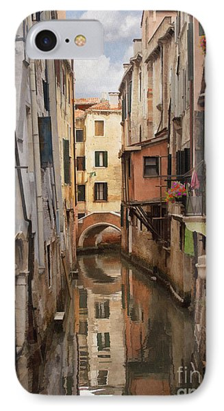 Venetian Reflection IPhone Case