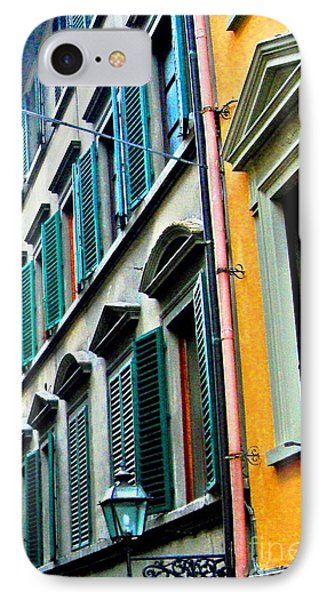Venetian Shutters IPhone Case