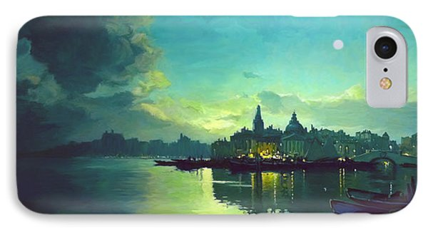 Venetian Twilight IPhone Case by Paul Tagliamonte