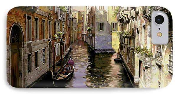 Venezia Chiara IPhone Case by Guido Borelli