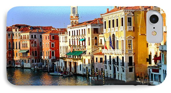 Venezia Grand Canal IPhone Case