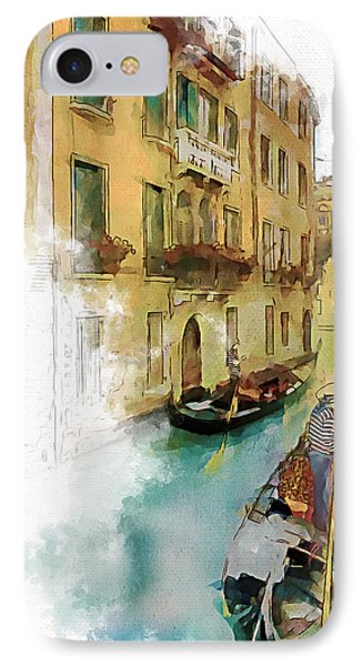 Venice 1 IPhone Case