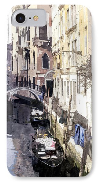 Venice 1 Phone Case by Julie Woodhouse