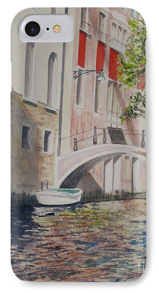 Venice 2000 IPhone Case by Carol Flagg