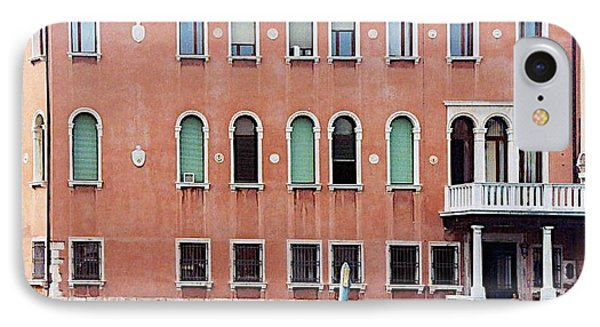 Venice Apartment IPhone Case by Stuart Litoff
