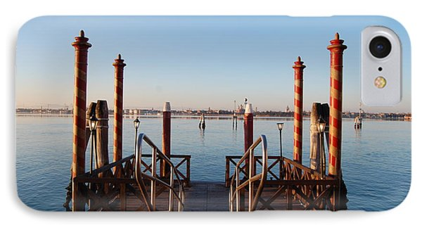 Venice  IPhone 7 Case by C Lythgo