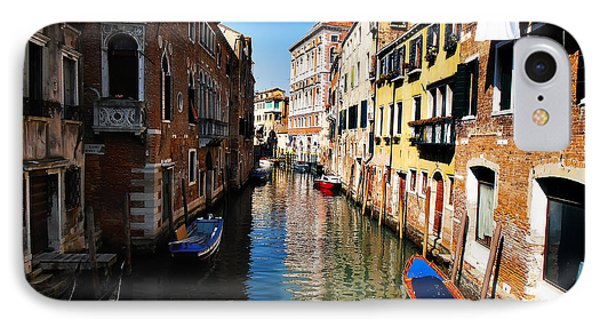 Venice Canal Phone Case by Bill Cannon