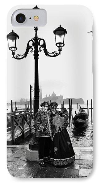 Venice Carnival IPhone Case by Yuri Santin