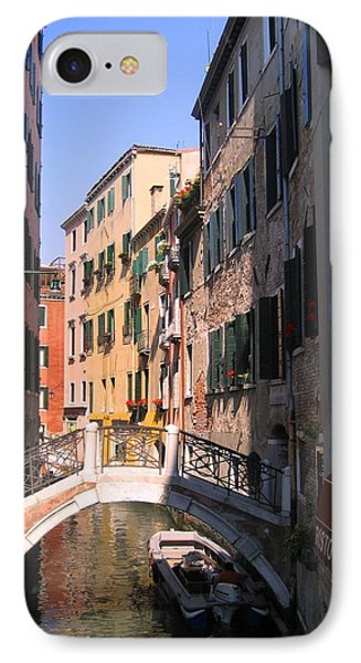 Venice IPhone Case by Dany Lison