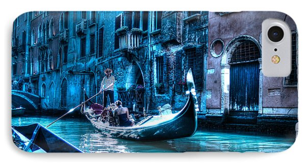 IPhone Case featuring the photograph Venice Dream by Hanza Turgul