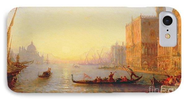 Venice Evening IPhone Case