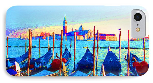 Venice Hues IPhone Case by Marguerita Tan