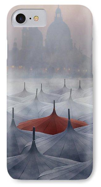 Venice In Rain Phone Case by Joana Kruse