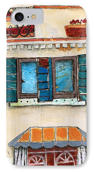 Venice Italy Building Phone Case by Robin Luther