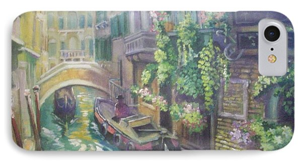 Venice -italy IPhone Case by Paul Weerasekera