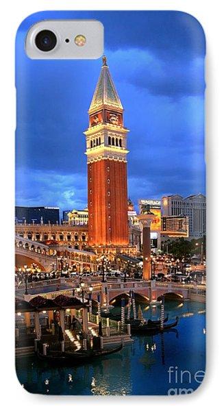 Venice Las Vegas IPhone Case