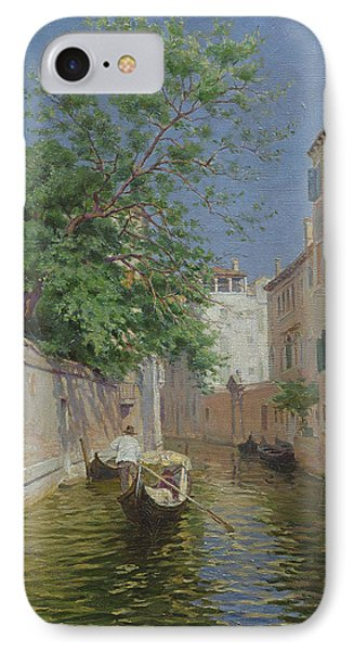 Venice IPhone Case by Remy Cogghe