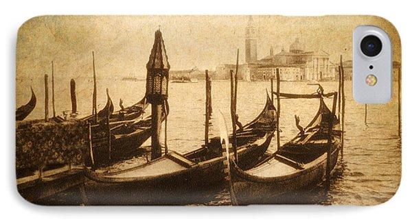 Venice Postcard IPhone Case by Jessica Jenney