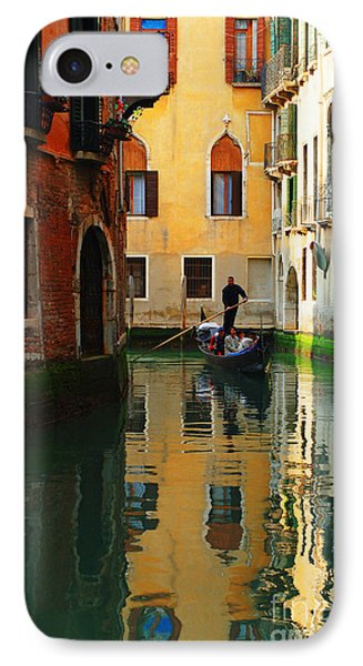 Venice Reflections IPhone Case