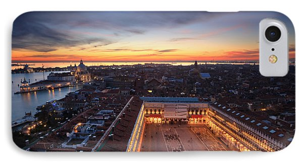 Venice Romance IPhone Case by Matteo Colombo