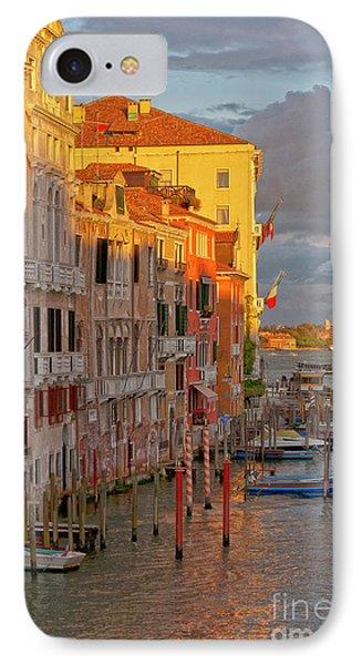 Venice Romantic Evening Phone Case by Heiko Koehrer-Wagner