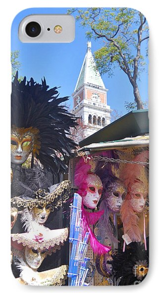 IPhone Case featuring the photograph Venice Series 1 by Ramona Matei