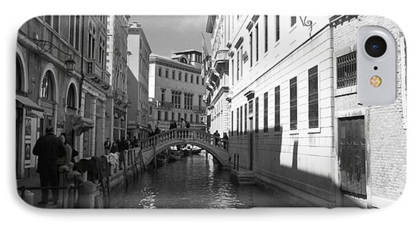 Venice Series 4 IPhone Case by Ramona Matei