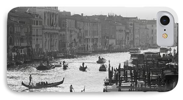 Venice Grand Canal IPhone Case by Silvia Bruno