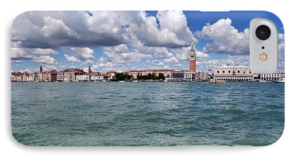 Venice IPhone Case by Simona Ghidini