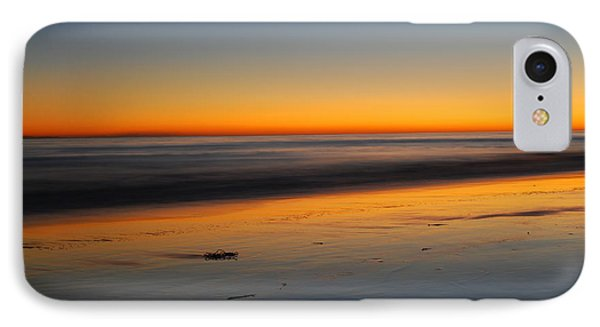 Ventura Beach Evening Phone Case by Catherine Lau