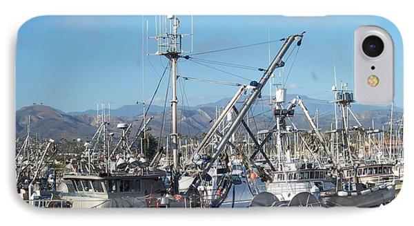 Ventura Harbor  IPhone Case