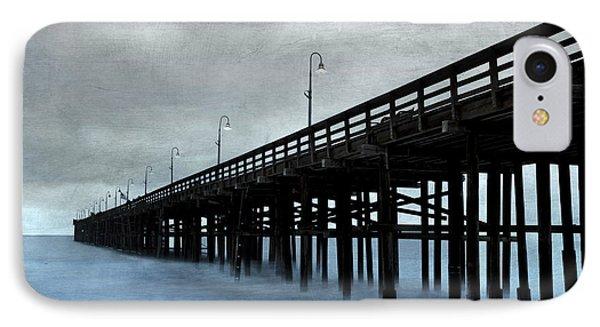 Ventura Pier IPhone Case by Elena Nosyreva