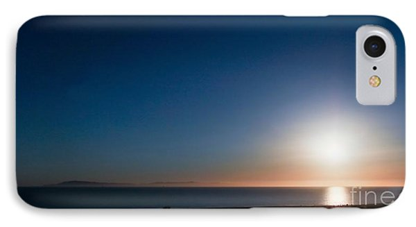 Ventura Sunset IPhone Case by Henrik Lehnerer