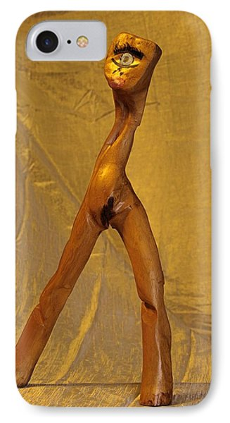 Venus Of Cyclops Phone Case by Viktor Savchenko