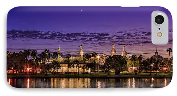 Venus Over The Minarets IPhone 7 Case by Marvin Spates