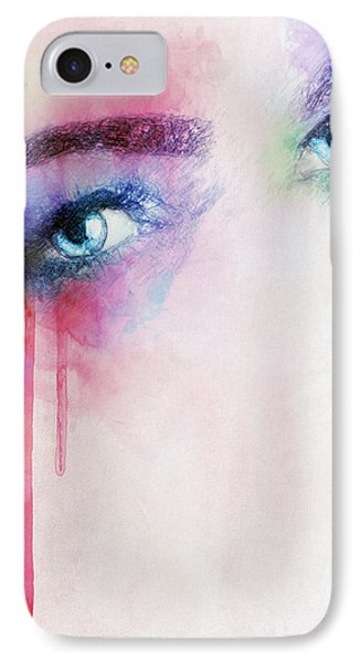 Vera Phone Case by Taylan Apukovska