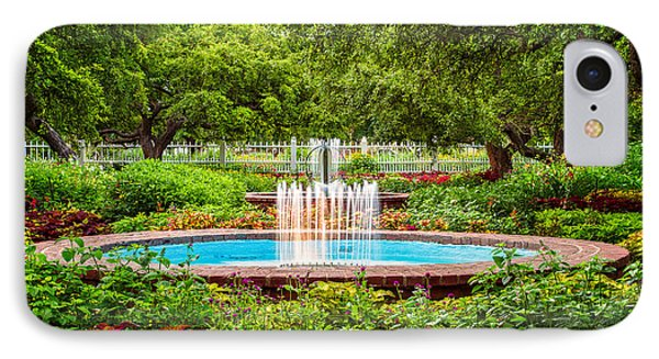 Verdant Garden IPhone Case by Jeff Sinon