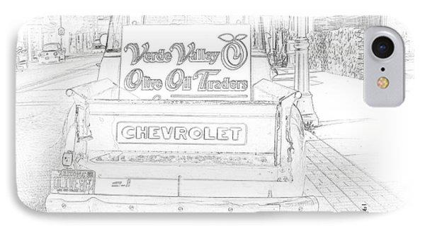 Verde Valley Olive Oil Arizona Phone Case by Janice Rae Pariza