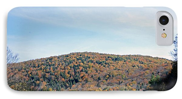 Vermont Colors I IPhone Case