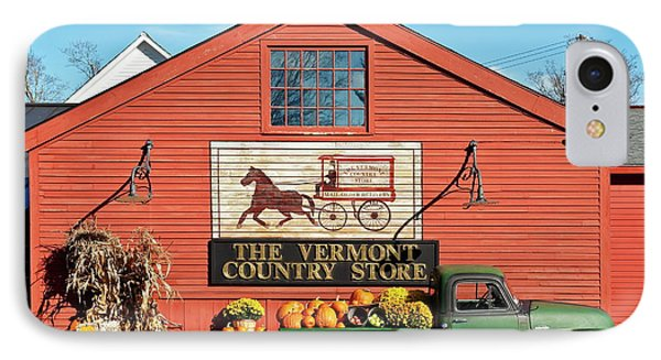 Vermont Country Store IPhone Case by John Greim