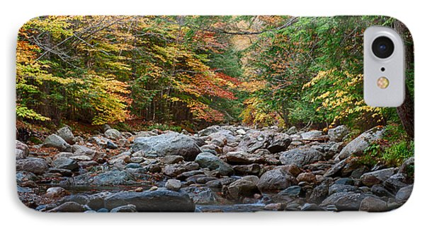 Vermont Fall Colors IPhone Case by Jeff Folger