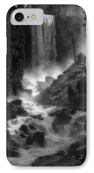 Vernal Falls IPhone Case by Daniel Behm