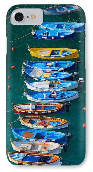 Vernazza Armada Phone Case by Inge Johnsson